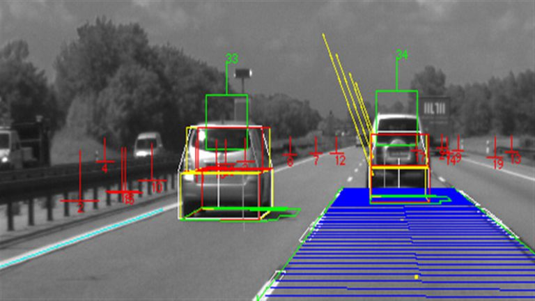 AI image recognition